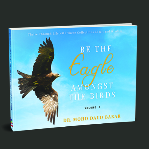 Be The Eagle Amongst The Birds